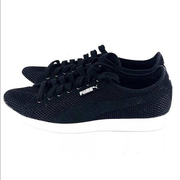 Puma Vikky Mesh Fm Shoes Sz Soft Foam